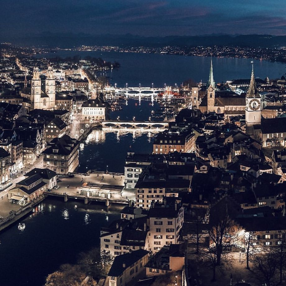 Zürich Tourism on Twitter: