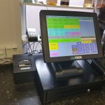 Today's install is a shiny new myEPOS Touch system for Pudding Lane Cafe in Seascale. Thanks for choosing local :)