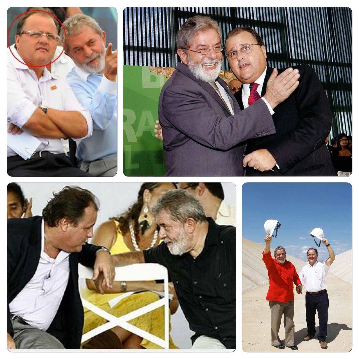 Parem de atrelar Lula a Geddel, ok? Os MAVs do PT ficam bravos.
