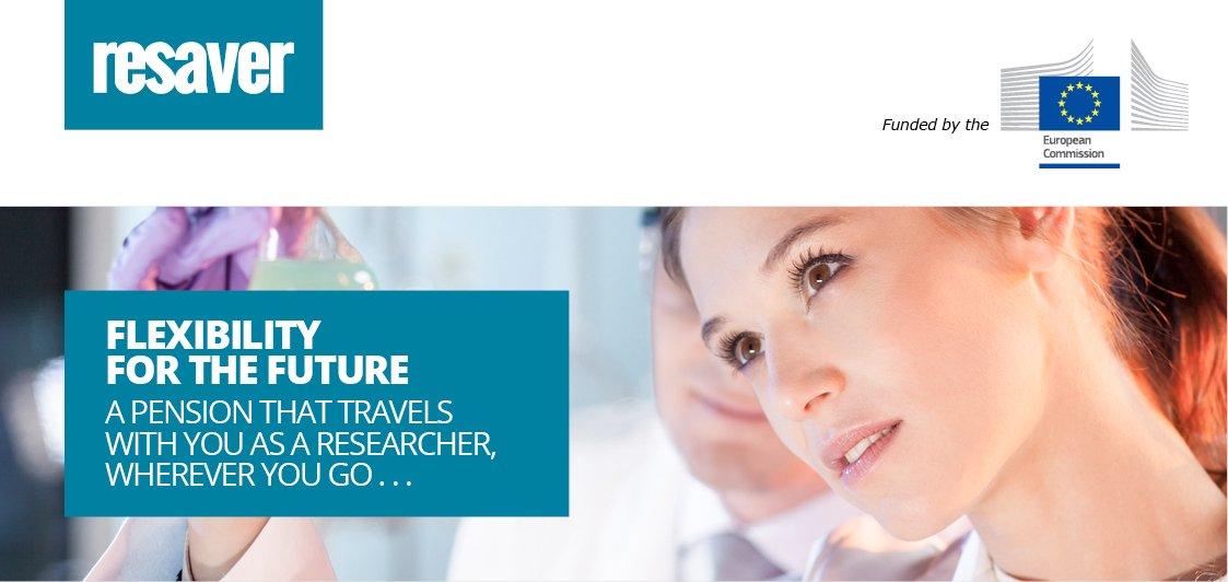 #RESAVER makes #researchers&#39; mobility easier! Check out RESAVER #pension fund &amp; #insurance  http:// goo.gl/b4Vt9h  &nbsp;   #H2020 #EUresearchcareers <br>http://pic.twitter.com/HLvXKJh4pe