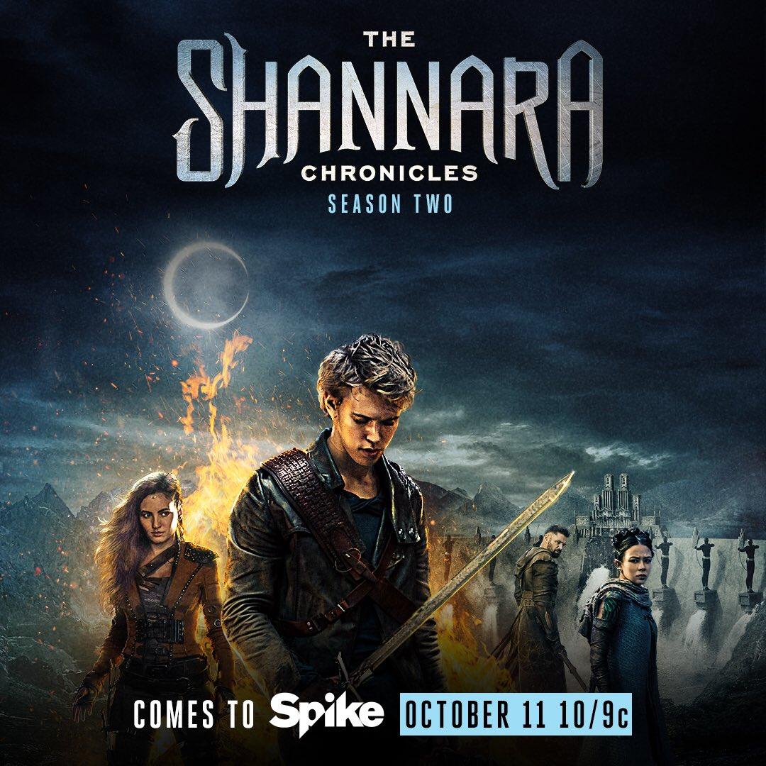 Resultado de imagem para The Shannara Chronicles season 2