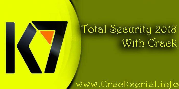 k7 total security plus serial number 2017