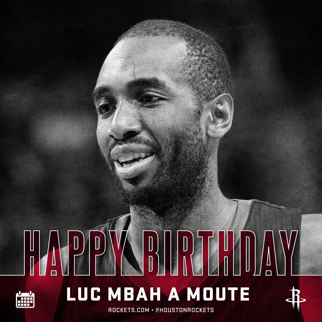 Join us in wishing @mbahamoute a Happy Birthday! �� �� https://t.co/FRDHjyZMgI