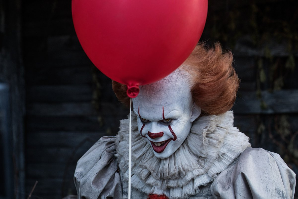 Rotten Tomatoes On Twitter The First Reviews For Itmovie Are In It Is Currently Fresh At 96 On The Tomatometer