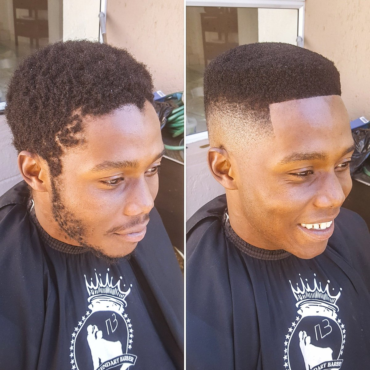 Legends Barbershop On Twitter Quot Before And After