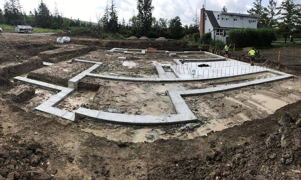 The footings are in for this custom home in Binbrook with @diamond_contracting #foundation #footing #concreteformi…  http:// ift.tt/2eGHLO2  &nbsp;  <br>http://pic.twitter.com/749hIDQq4L