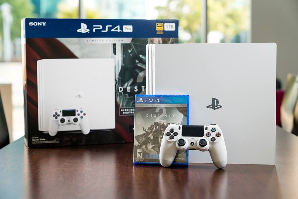 limited edition ps4 pro canada