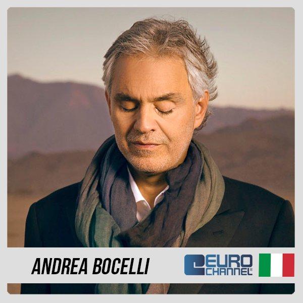 Happy Birthday to Andrea Bocelli!