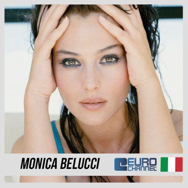 Happy birthday, Monica Bellucci!