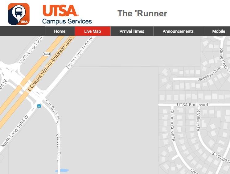 UTSA The 'Runner on Twitter: