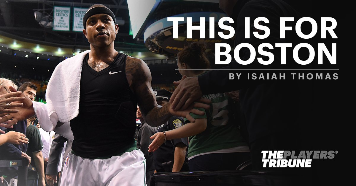 Image result for players tribune isaiah thomas