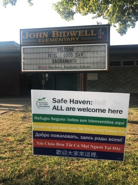 Sac City Unified On Twitter Thank You Intel 4 Donating Over 7600 In School Supplies To John Bidwell Elementary On Gooddaysac With Tvcody In The House Sacgoesback Https T Co N1hgwzgnuy