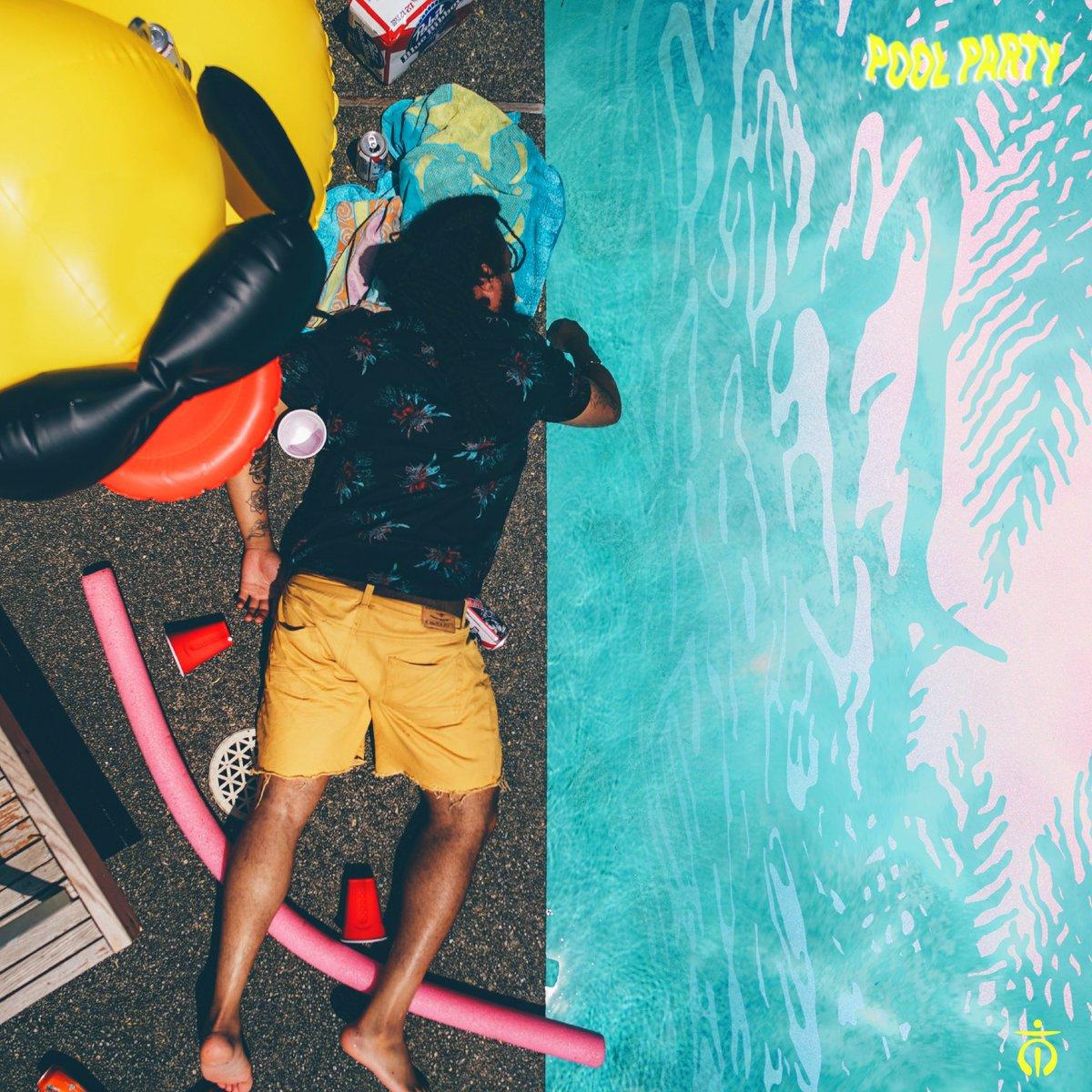 Pool party bang