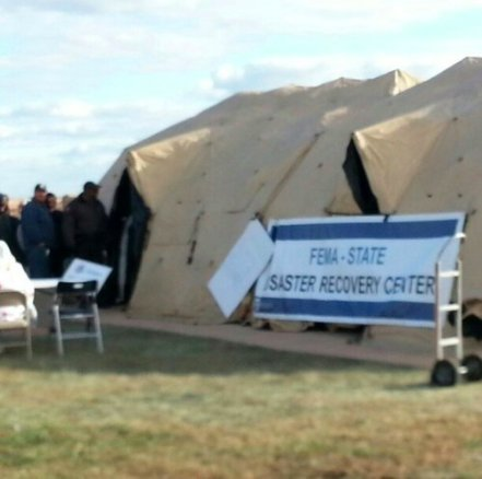 Be a Doer on Twitter  Lesson I was there before the FEMA tents were up and before the Red Cross trucks rolled in but just in time... ... & Be a Doer on Twitter:
