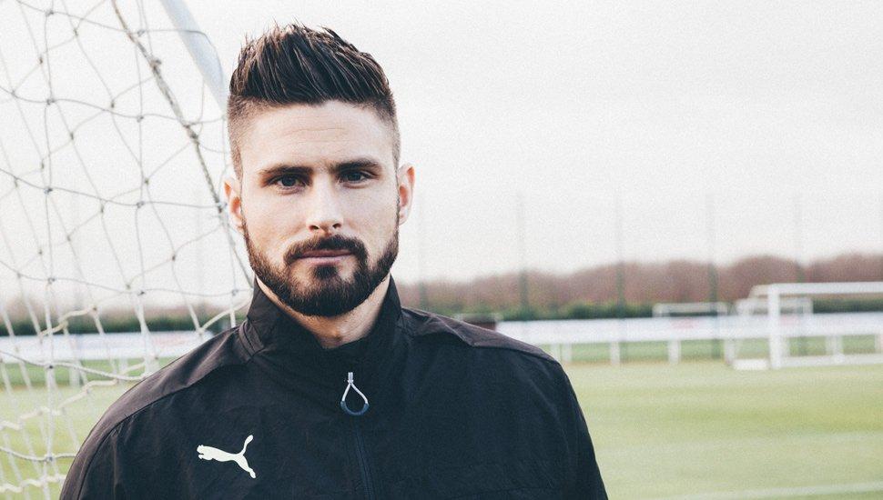 Cite um cara bonito da Premier League e por que Olivier Giroud? https:...