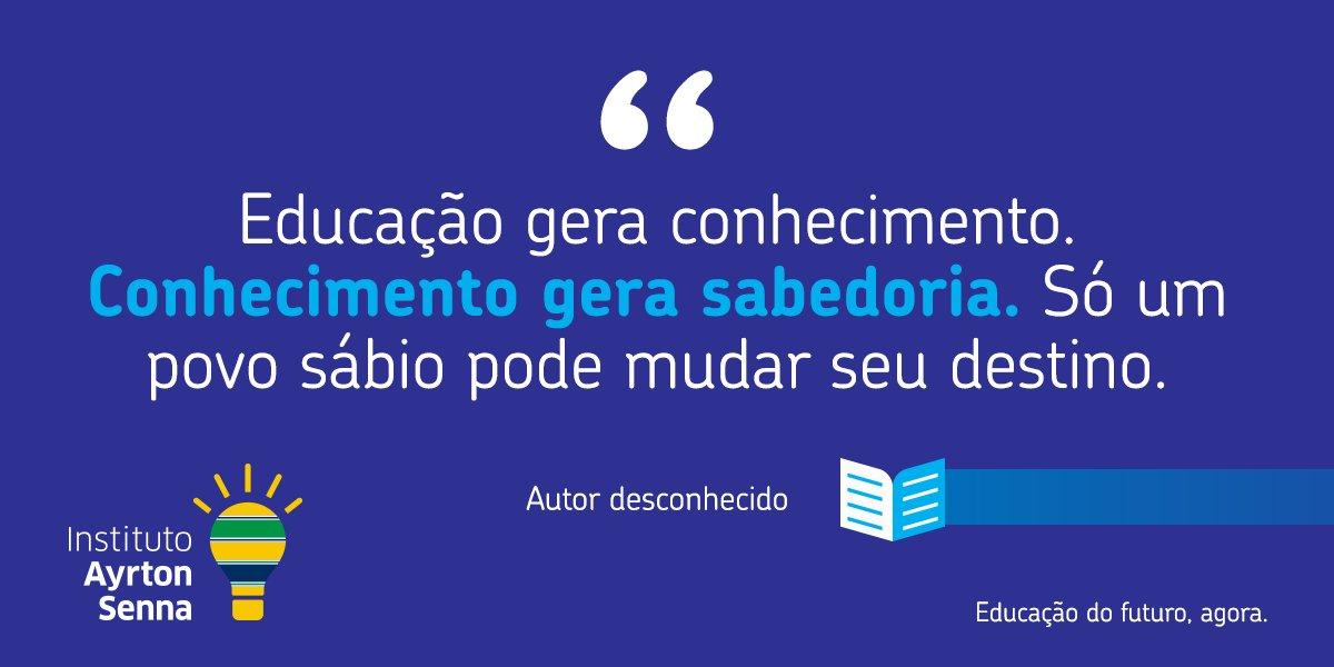 #EducaçãoDoFuturo https://t.co/jY0pwqg0A...