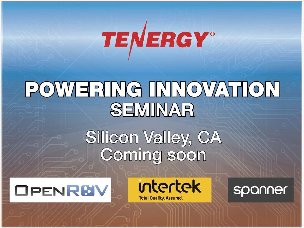 @TenergyCorpora1 will be hosting a #Seminar #Powering #Innovations soon https://t.co/hRfC1wmxqi