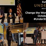 The submission deadline for our $500,000 Change the World competition at the #Under30Summit has been extended to 9/8 https://t.co/wRl7DHhwpp