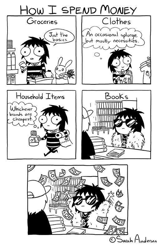 15 Cartoons Guaranteed to Make #Bookworm...