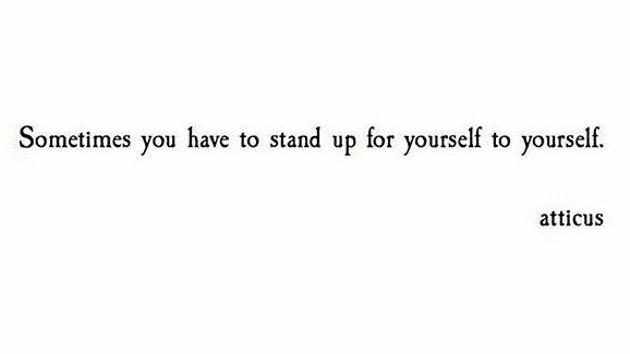 Good Life Quotes On Twitter Sometimes You Have To Stand Up To