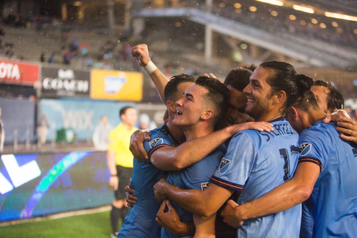 New York City FC 1-0 Sporting Kansas City Highlights