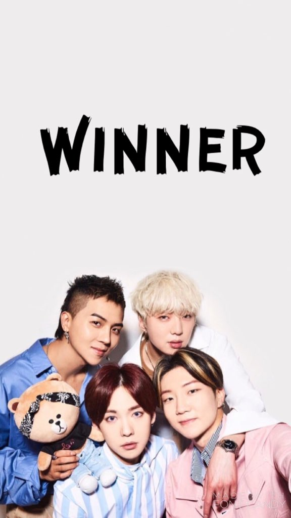 Kpop Lockscreens On Twitter Winner Wallpaperlockscreen