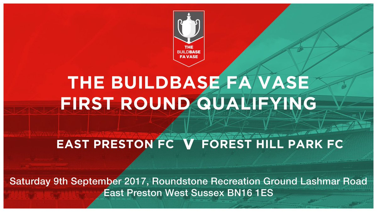 Forest hill park fc on twitter this saturday sees forest hill in forest hill park fc on twitter this saturday sees forest hill in fa vase cup action with a visit to glorious sussexeastprestonfc vs fhpfc3pm ko reviewsmspy