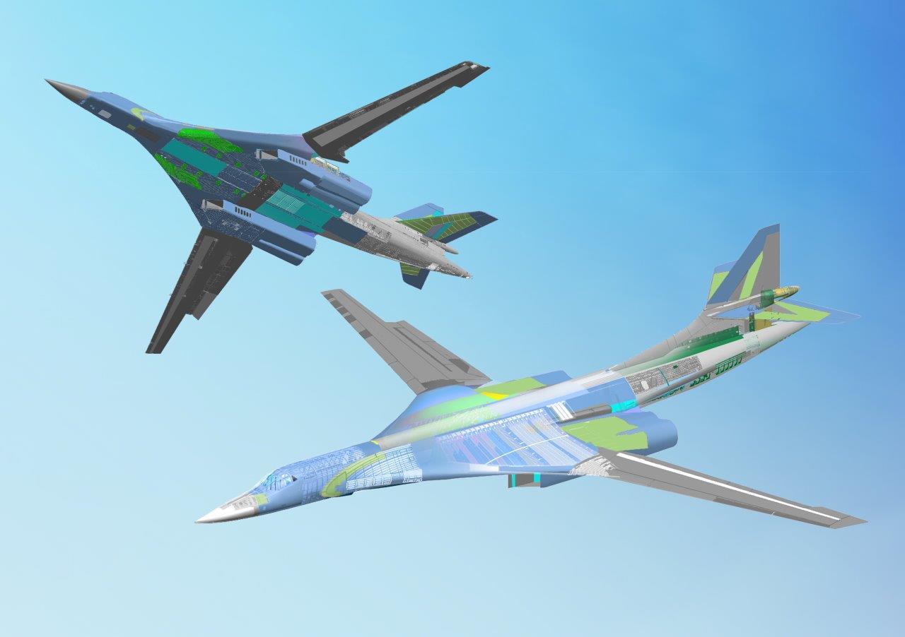 Tu-160 and Tu-95MS ( Blackjack and Bears ) - Page 19 DJG1Aq7XoAAxwt5