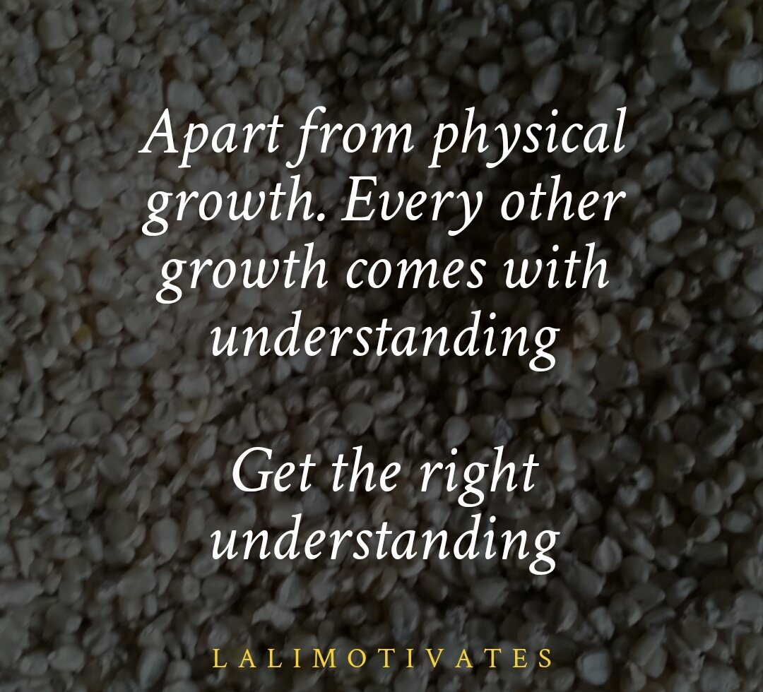 Get the right understanding   #lalimotivates #dailymotivationwithLali #ThursdayThoughts #Thursday<br>http://pic.twitter.com/vjJntJnfug