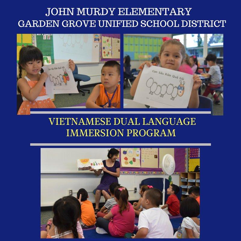 Murdy Elementary On Twitter The Vietnamese Dual Language Program