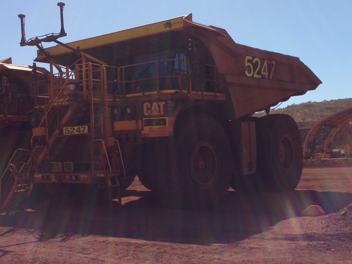 thiess hashtag on Twitter