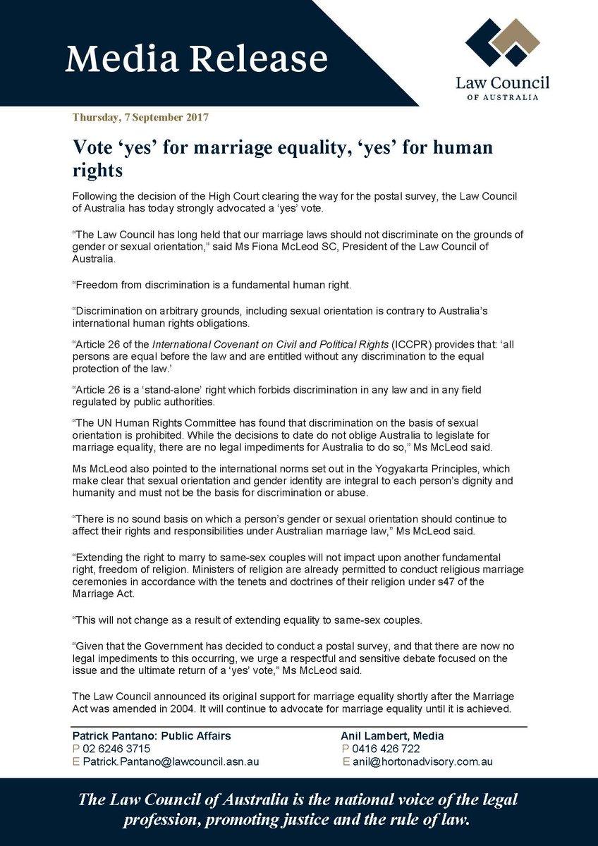 marriage law amendment