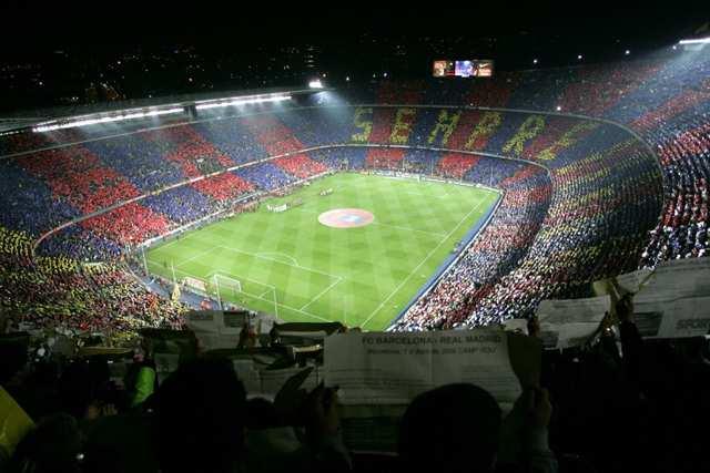 Indépendance de la Catalogne : et si le Barça jouait en France ? https://t.co/9sSh0eLoGA