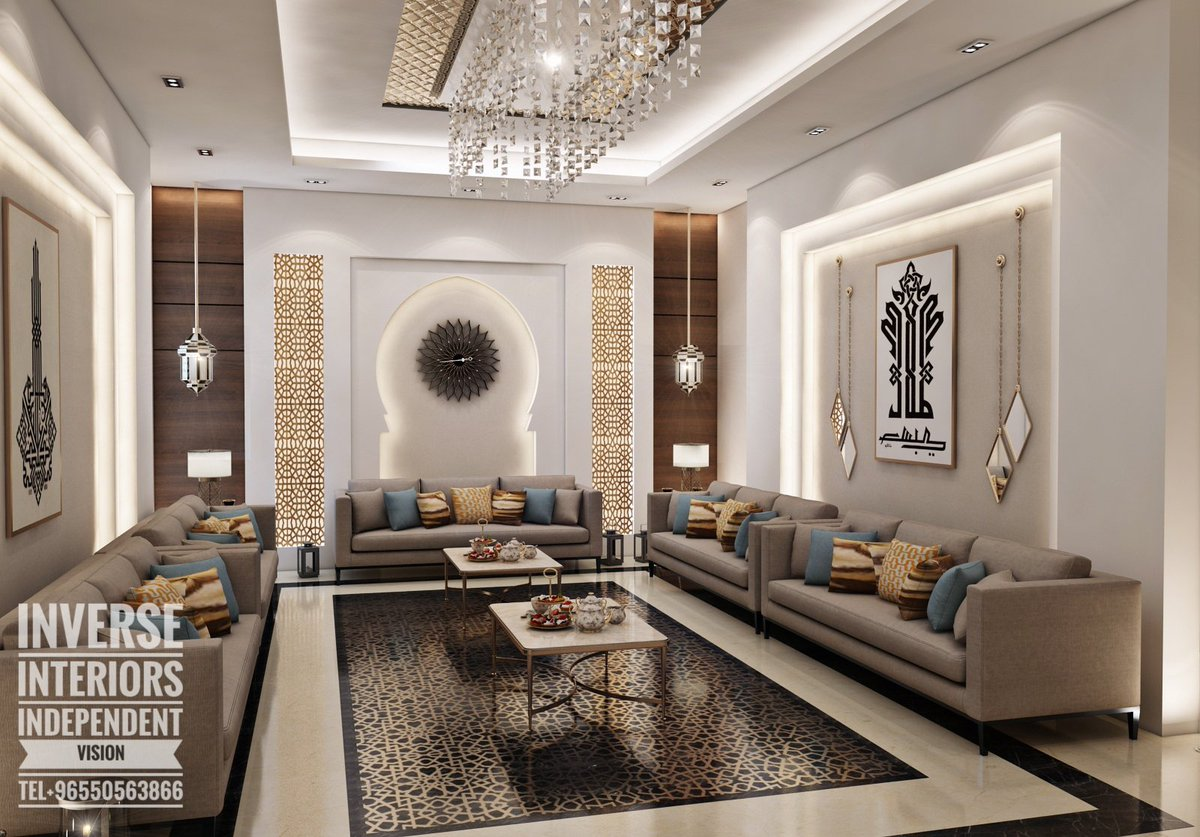 Inverse Group On Twitter Living Room With A Moroccan Style