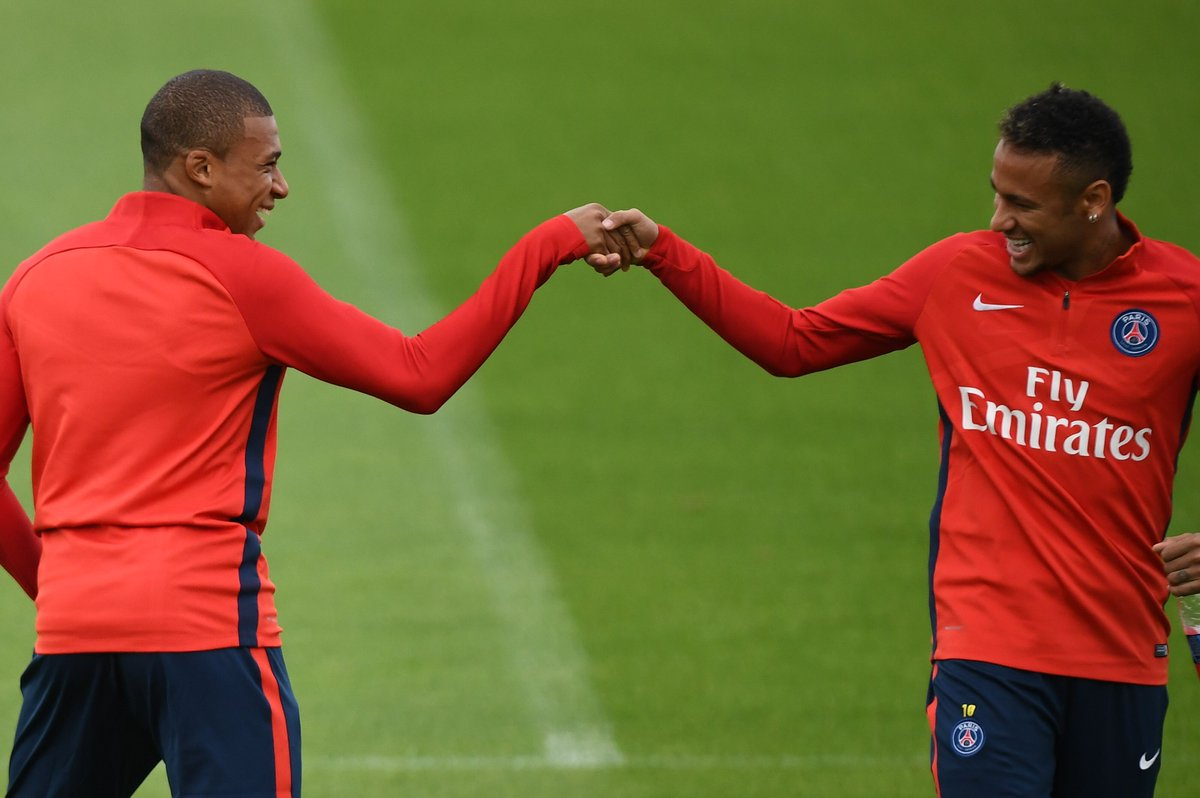 A start of a new relationship in Paris  How many goals will they score this season?  #neymar #mbapp #psg<br>http://pic.twitter.com/kY7evi1o4N