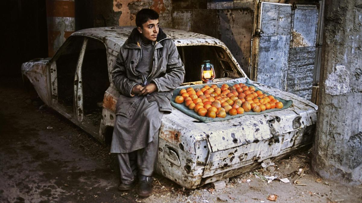 Afghanistan krieg