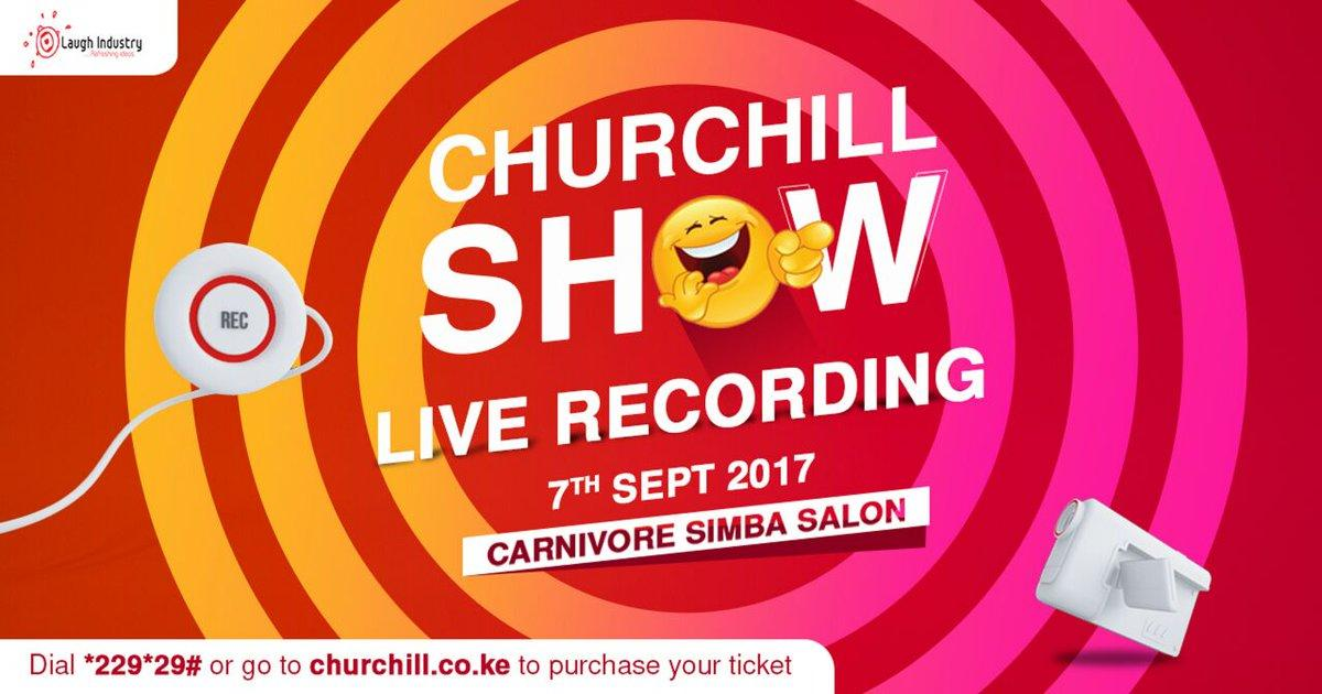 Don't miss out on this spectacular rib-cracking experience today with the main Man  @MwalimChurchill and his team. https://t.co/lMKaQKeDge