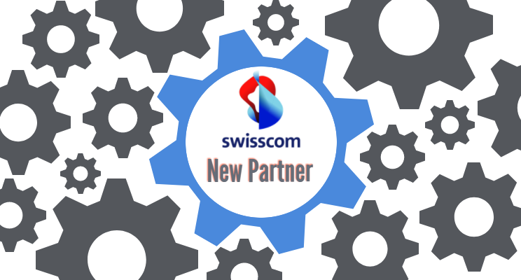test Twitter Media - Today, Globalinternet announced a partnership with Swisscom. https://t.co/d7tdWp29ob https://t.co/ZpDVN5Elex