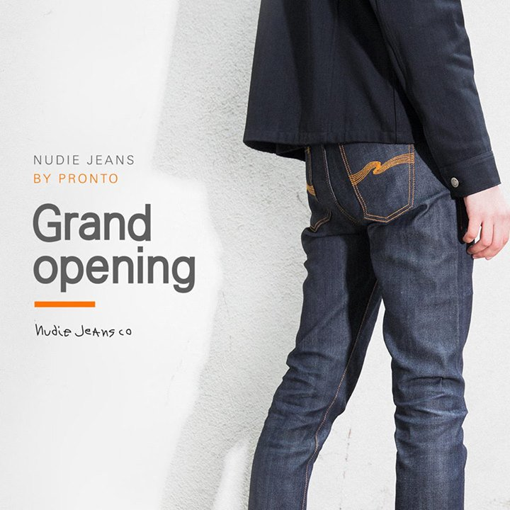 1ad655d6c72 Nudie Jeans Co on Twitter