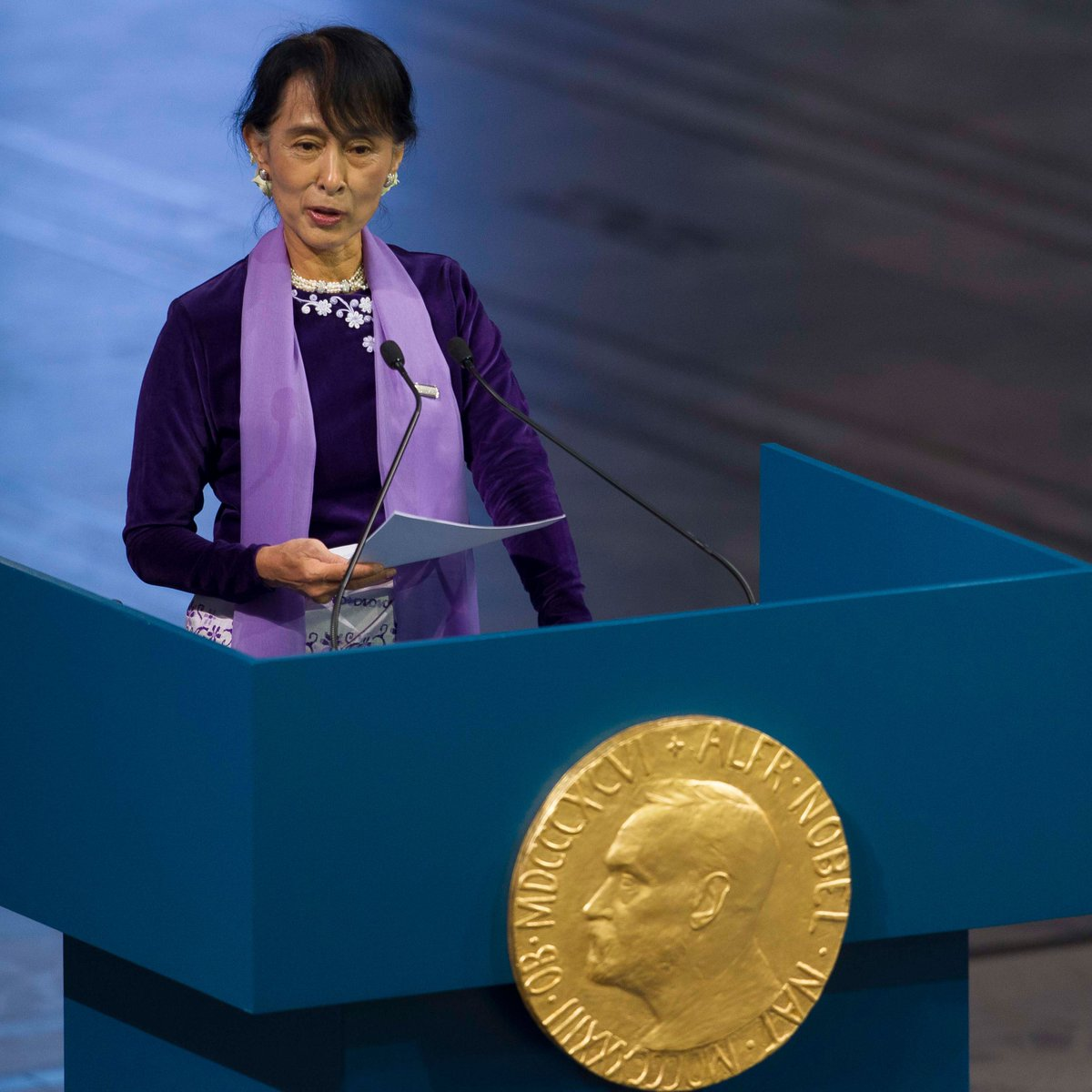 Over 366,000 people have signed a petition demanding Aung San Suu Kyi's Nobel Peace Prize be revoked over violence against Rohingya Muslims.