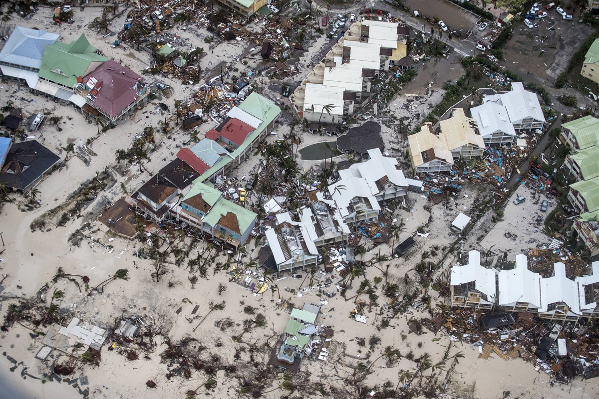 Hurricane Irma death toll rises to 10 in the Caribbean, more than half of Puerto Rico w/out power https://t.co/clXVBejVDJ