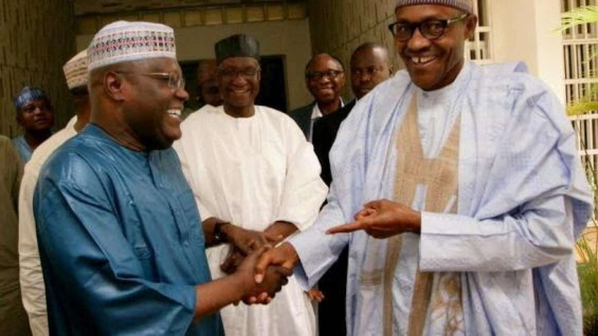 Ex-Vice-president, Atiku Abubakar says the government of President Buhari has sidelined him despite his contributions to bringing it to power.