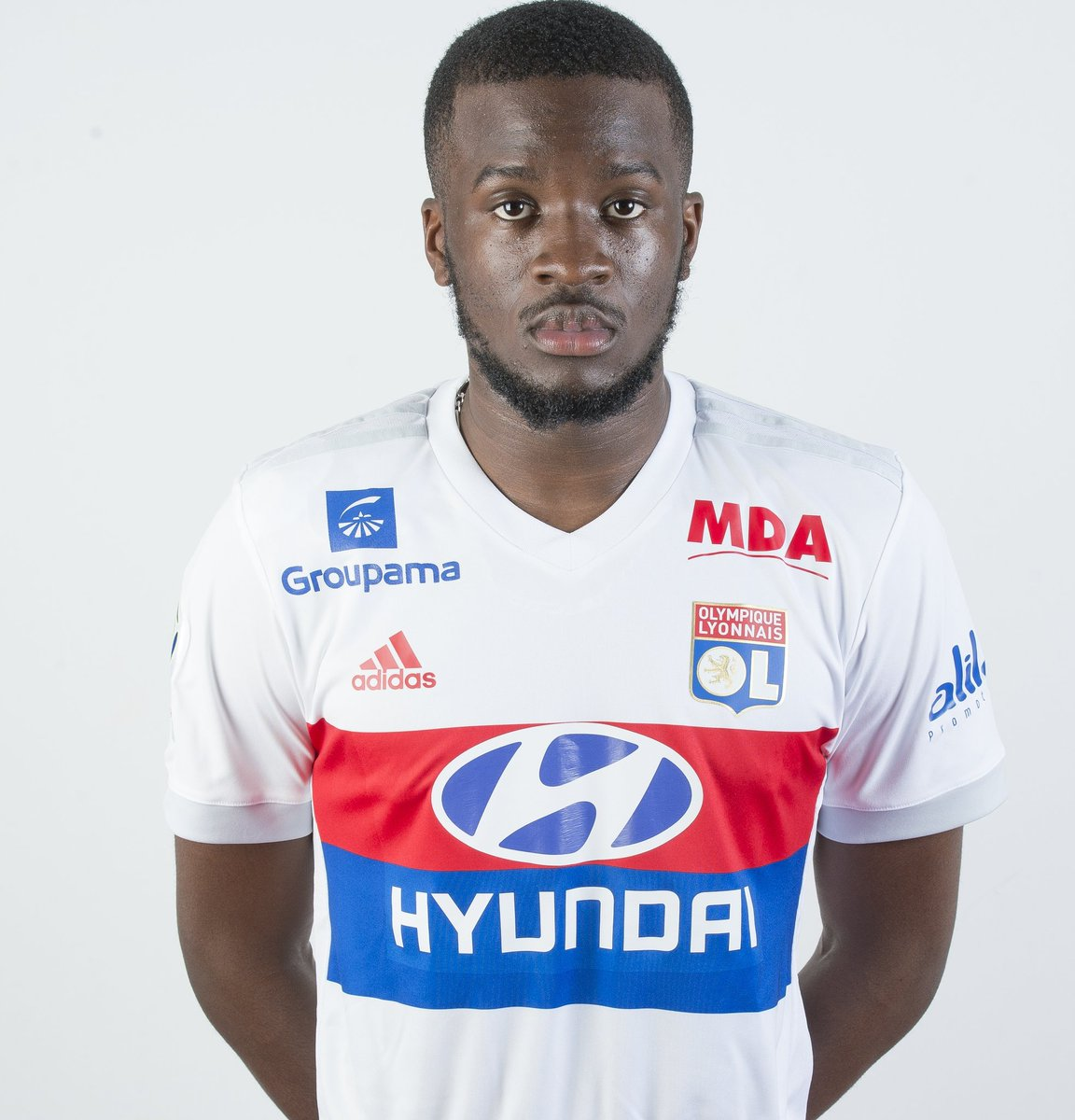 Maillot THIRD Olympique Lyonnais Tanguy NDOMBELE