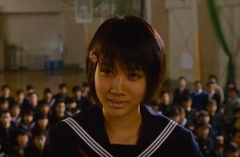 学生時代のクラスメートの松本穂香