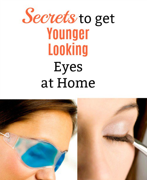 Younger looking eyes