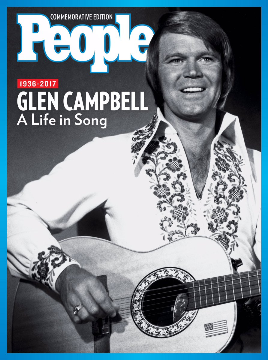 Glen Campbell and People