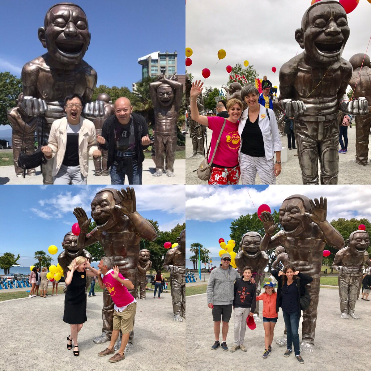 We&#39;re thrilled to see #AmazeingLaughter included! So much #publicengagement at this #publicart! #VanBiennale  https://www. nytimes.com/interactive/20 17/09/07/travel/what-to-do-36-hours-in-vancouver-british-columbia-canada.html &nbsp; … <br>http://pic.twitter.com/92ewq6hTou