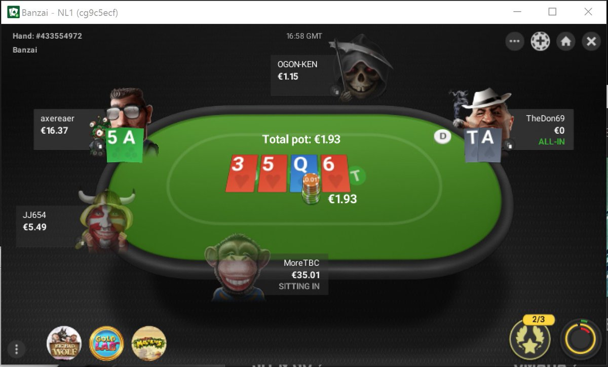 Tbc poker twitter latvia poker tax