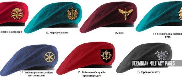 Российская пропаганда решила вмешаться в спор о цвете форменного берета украинских морских пехотинцев, - Гайдукевич - Цензор.НЕТ 2636
