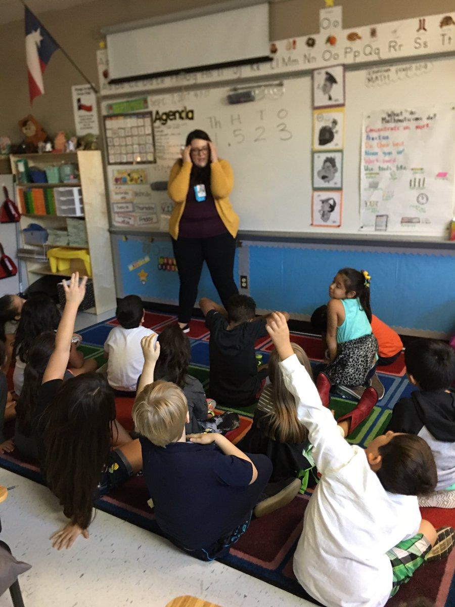 Hernandez Elementary On Twitter Mrs Stovalls Students Explain